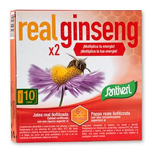Jalea Real Liofilizada Con Ginseng