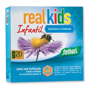 RealKids Infantil de Santiveri con Jalea Real