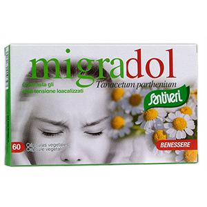 Migradol - Analgésico Vegetal Santiveri