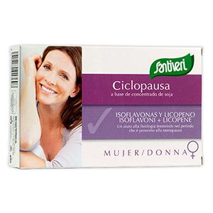 Ciclopausa tratamiento Menopausia SAntiveri