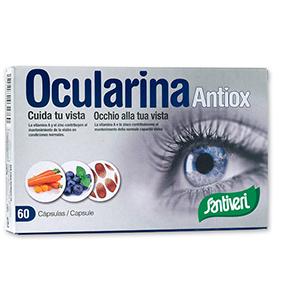 Ocularina Antiox de Santiveri