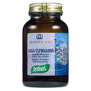 Alga Espirulina de Quanticum