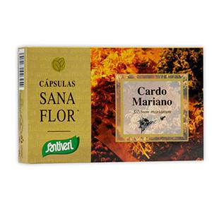Cardo Mariano (Silybum Marianum) Cápsulas