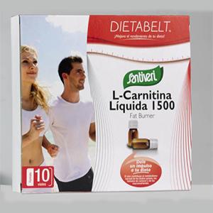 Dietabelt L-Carnitina Líquida 1500 + Zinc