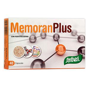 Memoran Plus (Fosfatidilserina) Santiveri
