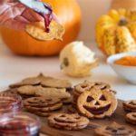 Galletas especiadas para Halloween